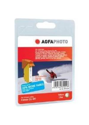 AgfaPhoto APCCLI8Y Canon CLI-8Y Compatible Yellow Ink Cartridge