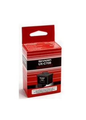 Sharp UXC70B  Ink Cartridge (Black)