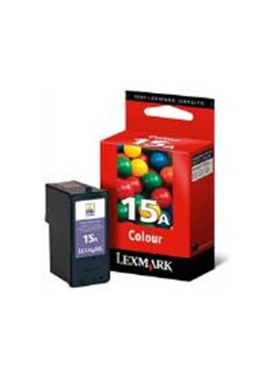 Lexmark No.15A Colour Print Cartridge