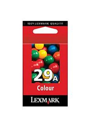 Lexmark No 29A Colour Print Cartridge