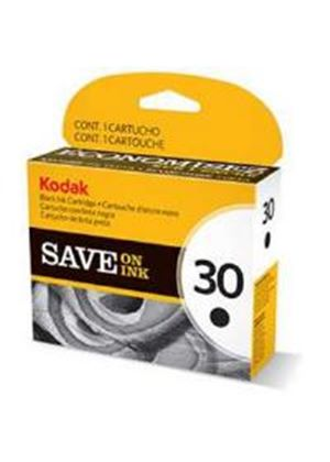 Kodak 30B (Yield 335 Pages) Ink Cartridge (Black)
