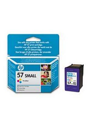 HP No.57 Tri-Colour (Yield 165 Pages) Inkjet Print Cartridge