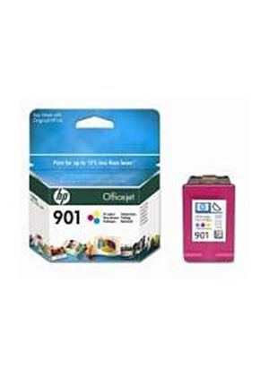 HP 901 Tri-Colour (Cyan, Magenta, Yellow) OfficeJet Ink Cartridge