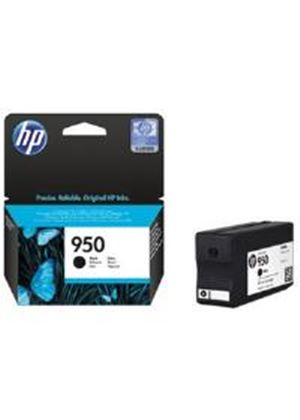 HP 950 Black Ink Cartridge (Yield 1000 Pages) for HP Officejet Pro 8100 ePrinter Series/Officejet Pro 8600 e-All-in-One Series