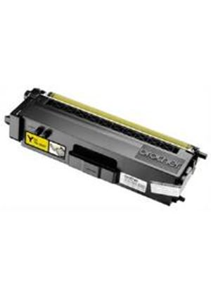 Brother TN-320Y Yellow Toner Cartridge (Yield 1500 Pages) for Brother HL4140CN Laser Printer
