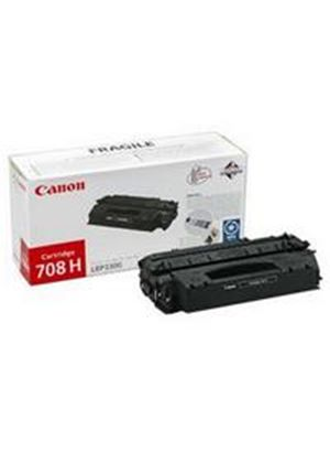 Canon 708H Black Toner Cartridge High Capacity (Yield 6,000 Pages)
