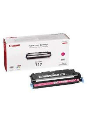 Canon 717 Magenta Toner Cartridge (Yield 6,000 pages)