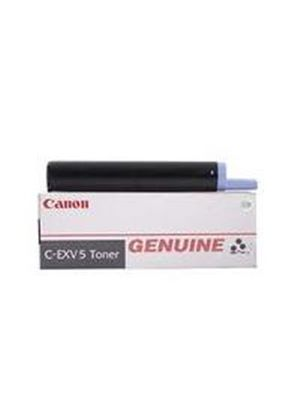 Canon C-EXV5 Black Toner Cartridge (Yield 15,000 Pages)