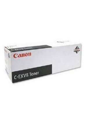 Canon C-EXV8M Magenta Toner Cartridge (Yield 25,000 Pages)