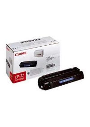 Canon EP-27 Black Toner Cartridge (Yield 2,500 pages)
