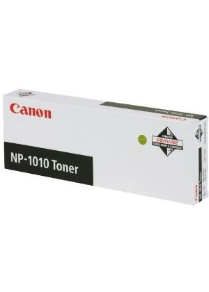Canon NP-1010 Black Toner Cartridge (Yield 4,000 Pages) (2 Pack)