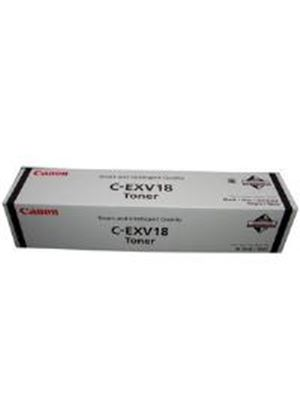 Canon C-EXV12 Black Toner Cartridge (Yield 24,000 Pages)