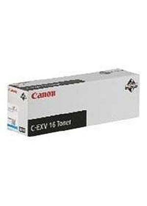 Canon C-EXV16 Cyan Toner Cartridge (Yield 36,000 Pages)
