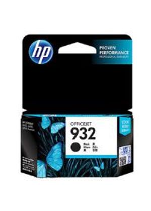 HP 932 Ink Cartridge Black (Yield 400 Pages) for Officejet Premium 6700 e-All-in-One Inkjet Printer