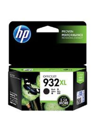 HP 932XL Ink Cartridge Black (Yield 1000 Pages) for Officejet Premium 6700 e-All-in-One Inkjet Printer