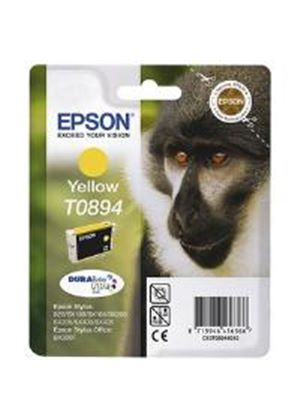 Epson T0894 Yellow Ink Cartridge for Stylus S20/SX100/SX105