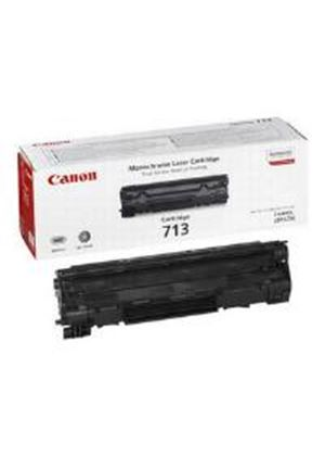 Canon 713 Black Toner Cartridge (Yield 2,000 Pages)