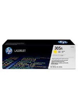 HP 305A Yellow (Yield 2,600 Pages) Toner Cartridge