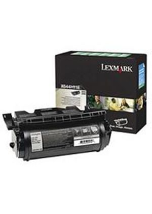 Lexmark Black High Yield Return Program Toner Cartridge for X644e/X646e (Yield 32,000 pages)