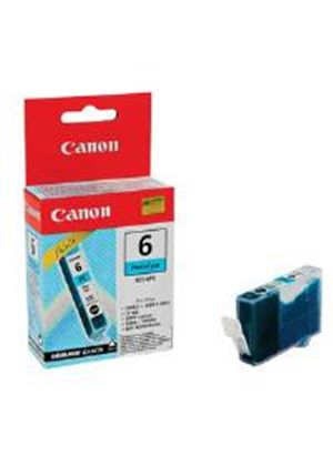 Canon BCI-6PC Photo Cyan/Magenta Multi Pack (Yield 270 Pages) Ink Cartridge