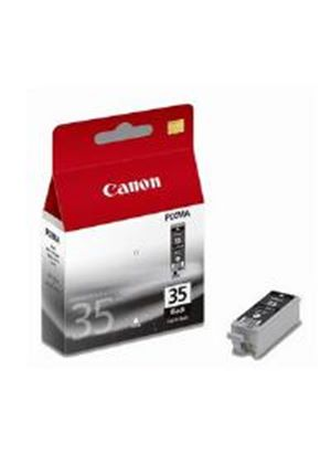 Canon PGI-35 2 x Pigmented Black Ink Tank (Yield 191 Pages)