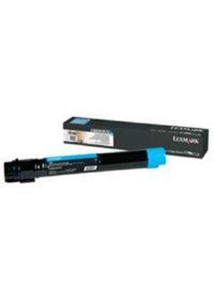 Lexmark Cyan Extra High Yield Toner Cartridge (Yield 24,000 Pages) for C950de Colour Laser Printer