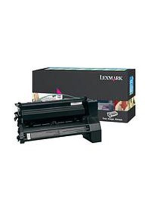 Lexmark C782/X782 Magenta Extra High Yield Return Program Print Cartridge (Yield 15,000 Pages)