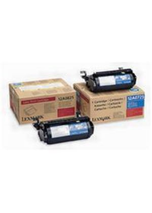 Lexmark Black Prebate Toner Cartridge (Yield 23,000 Pages) for Optra Se 3455