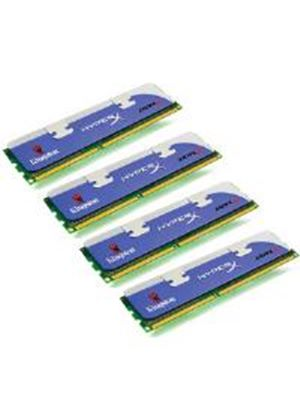 Kingston HyperX 8GB (4x2GB) Memory Kit 1600MHz DDR3 Non-ECC CL9 240-pin DIMM with Intel XMP Support