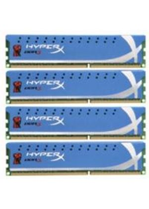Kingston HyperX 8GB (4x2GB) Memory Module 2400MHz DDR3 Non-ECC CL11 240-pin DIMM XMP