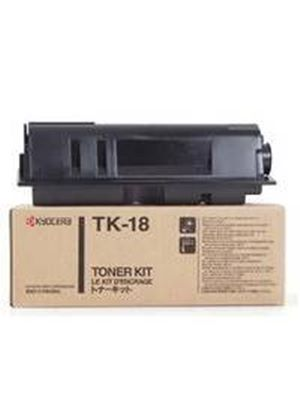Kyocera Mita TK-18 Toner Cartridge (Yield 7200 Pages) for FS-1018MFP/FS-1020D/FS-1118MFP