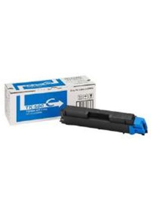 Kyocera Mita TK580C Toner (Yield 2,800 Pages) for FS-C5150DN Colour Printer
