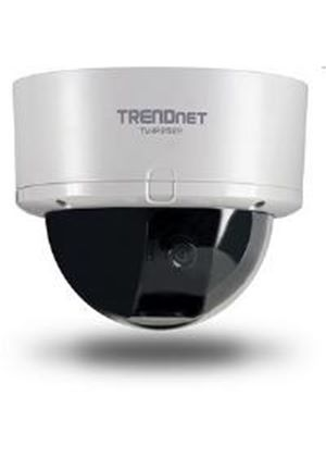 TRENDnet TV-IP252P SecurView PoE Dome Internet Camera (Version B1.xR)