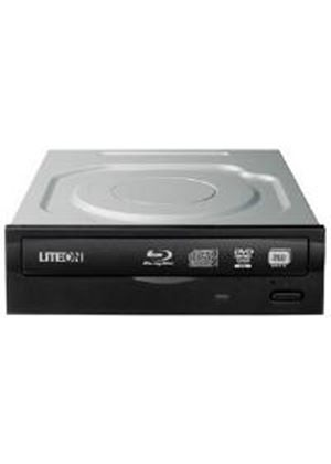 LiteOn IHBS312 12X Blu-Ray Disk Writer with SATA Interface (Internal) Black