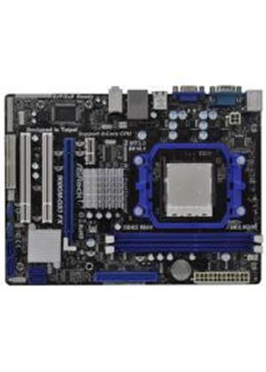 ASRock 960GM-GS3 FX Motherboard Phenom/Athlon/Sempron Socket AM3/+ AMD 760G+SB710 Micro ATX RAID Gigabit LAN (AMD Radeon 3000)