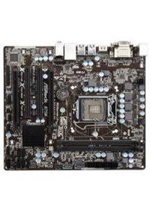 Asrock B75M Motherboard i7/ i5/ i3 Socket 1155 Intel B75 mATX Gigabit LAN (Intel HD Graphics)