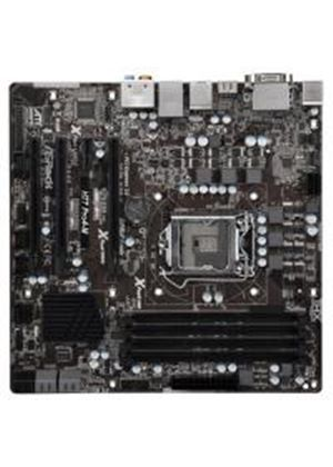 Asrock H77 Pro4-M Motherboard i7/ i5/ i3 Socket 1155 Intel H77 mATX Gigabit LAN (Intel HD Graphics)