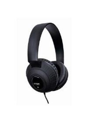 TDK MP100 / T78693 Over-the-Ear Headphones (Black)