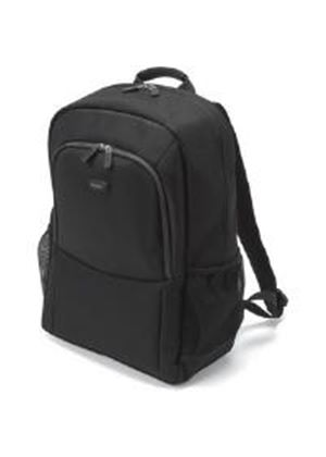 Dicota BacPac Move Classical RuckSack (Black) for 15 inch - 17 inch Notebooks
