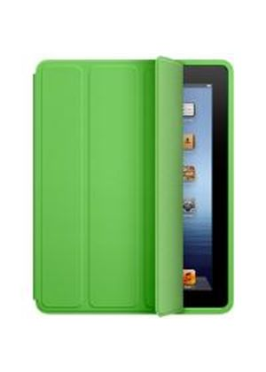 Apple Polyurethane Smart Case for iPad 2/3 (Green)