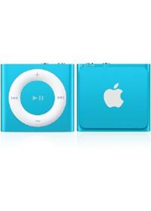 Apple iPod Shuffle 4 (2GB) VoiceOver Playlists (Blue) - Version 2012
