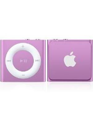Apple iPod Shuffle 4 (2GB) VoiceOver Playlists (Purple) - Version 2012