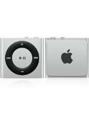Apple iPod Shuffle 4 (2GB) VoiceOver Playlists (Silver) - Version 2012