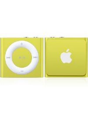Apple iPod Shuffle 4 (2GB) VoiceOver Playlists (Yellow) - Version 2012