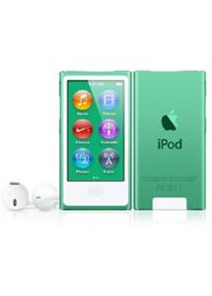 Apple iPod Nano (2.5 inch) Multi-Touch LCD Display 16GB FM-Radio Bluetooth (Green)