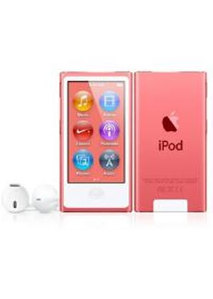 Apple iPod Nano (2.5 inch) Multi-Touch LCD Display 16GB FM-Radio Bluetooth (Pink)