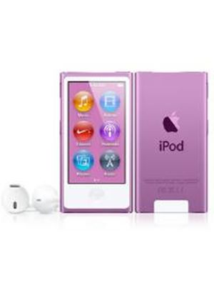 Apple iPod Nano (2.5 inch) Multi-Touch LCD Display 16GB FM-Radio Bluetooth (Purple)
