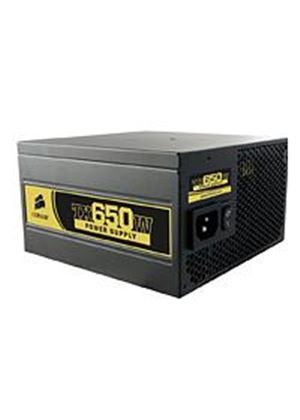 Corsair TX650 Enthusiast Series 650 Watt ATX PS/2 Power Supply Unit (80 Plus Certified)