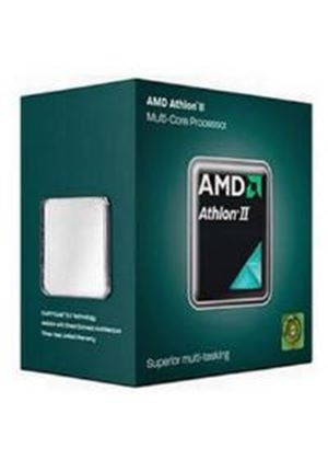 AMD Athlon II X4 Core 4 (641) 2.8GHz Processor 4MB - PIB