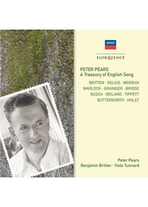 Treasury Of English Song (Music CD)